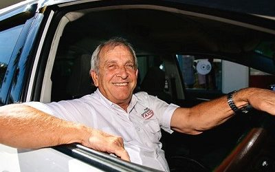 A day in the life of a Port Macquarie Taxi Driver – Rod Simpkins
